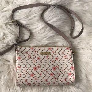 • Floral Crossbody Bag •
